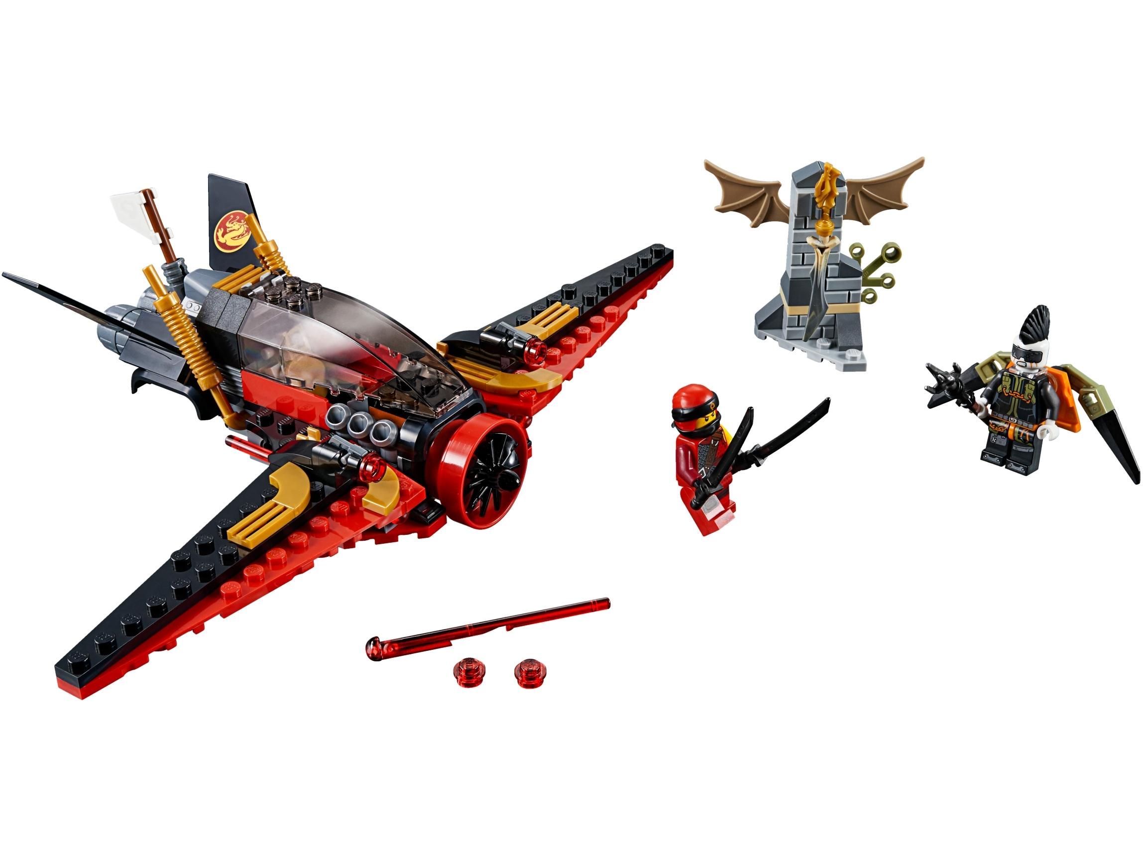 lego destinys wing 70650