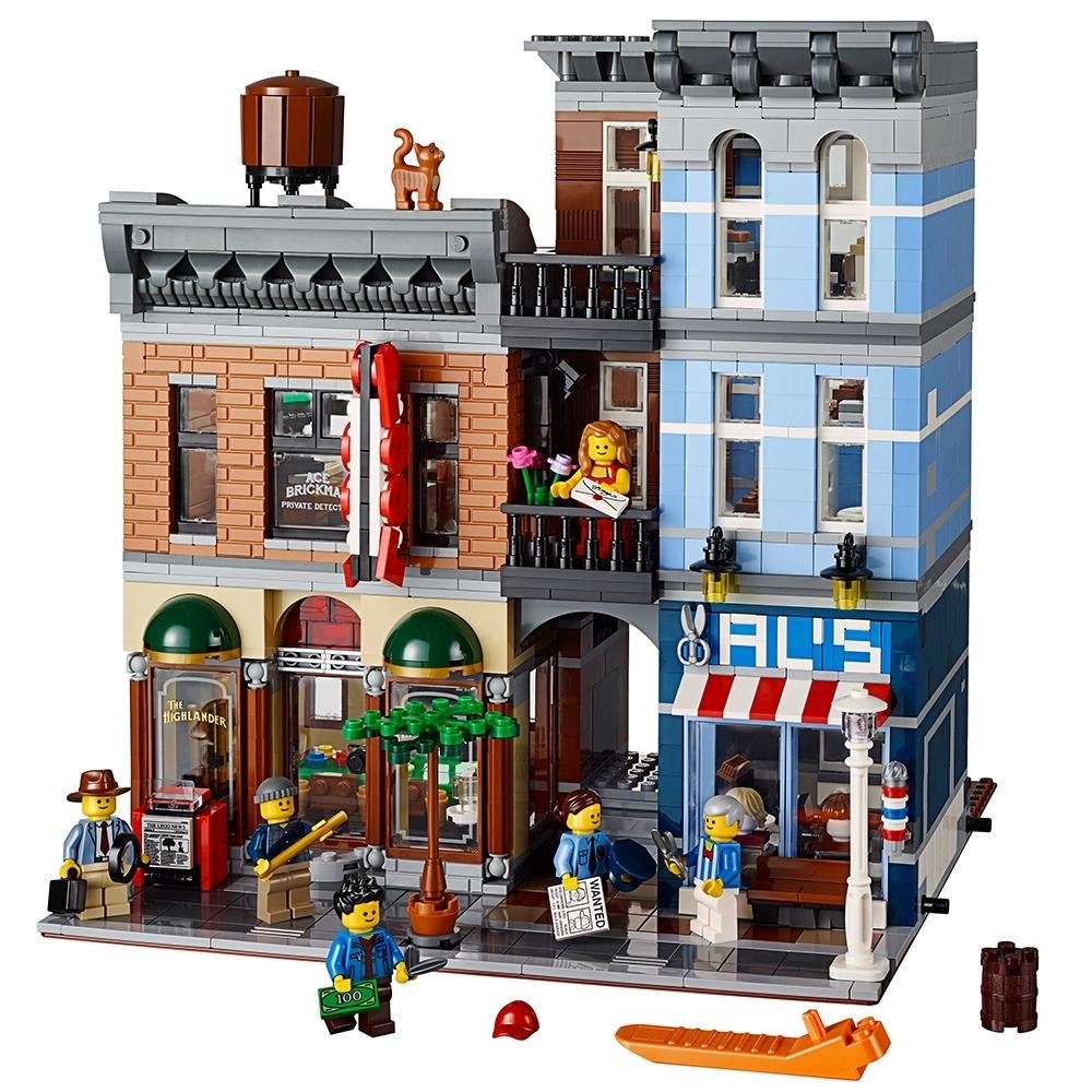 lego detectivekantoor 10246