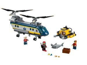 lego diepzee helikopter 60093
