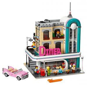 lego diner in de stad 10260