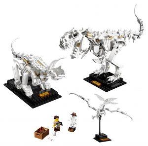 lego dinosaurusfossielen 21320