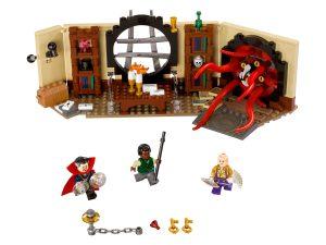 lego doctor stranges sanctum sanctorum 76060