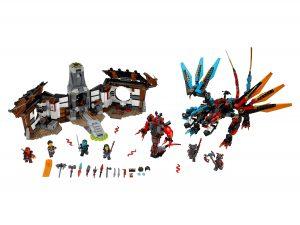 lego drakensmederij 70627