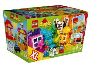 lego duplo creatieve bouwmand 10820