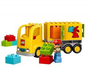 lego duplo vrachtwagen 10601