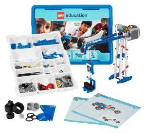 lego eenvoudige en aangedreven machines 9686