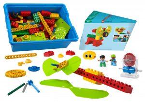 lego eenvoudige machines set 9656