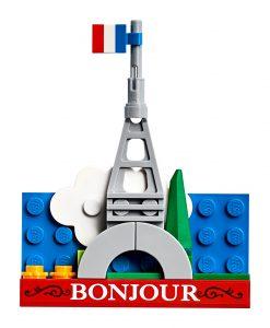 lego eiffeltoren bouwbare magneet 854011