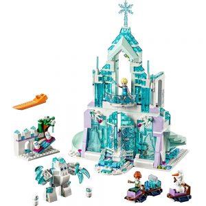 lego elsas magische ijspaleis 41148