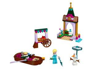 lego elsas marktavontuur 41155