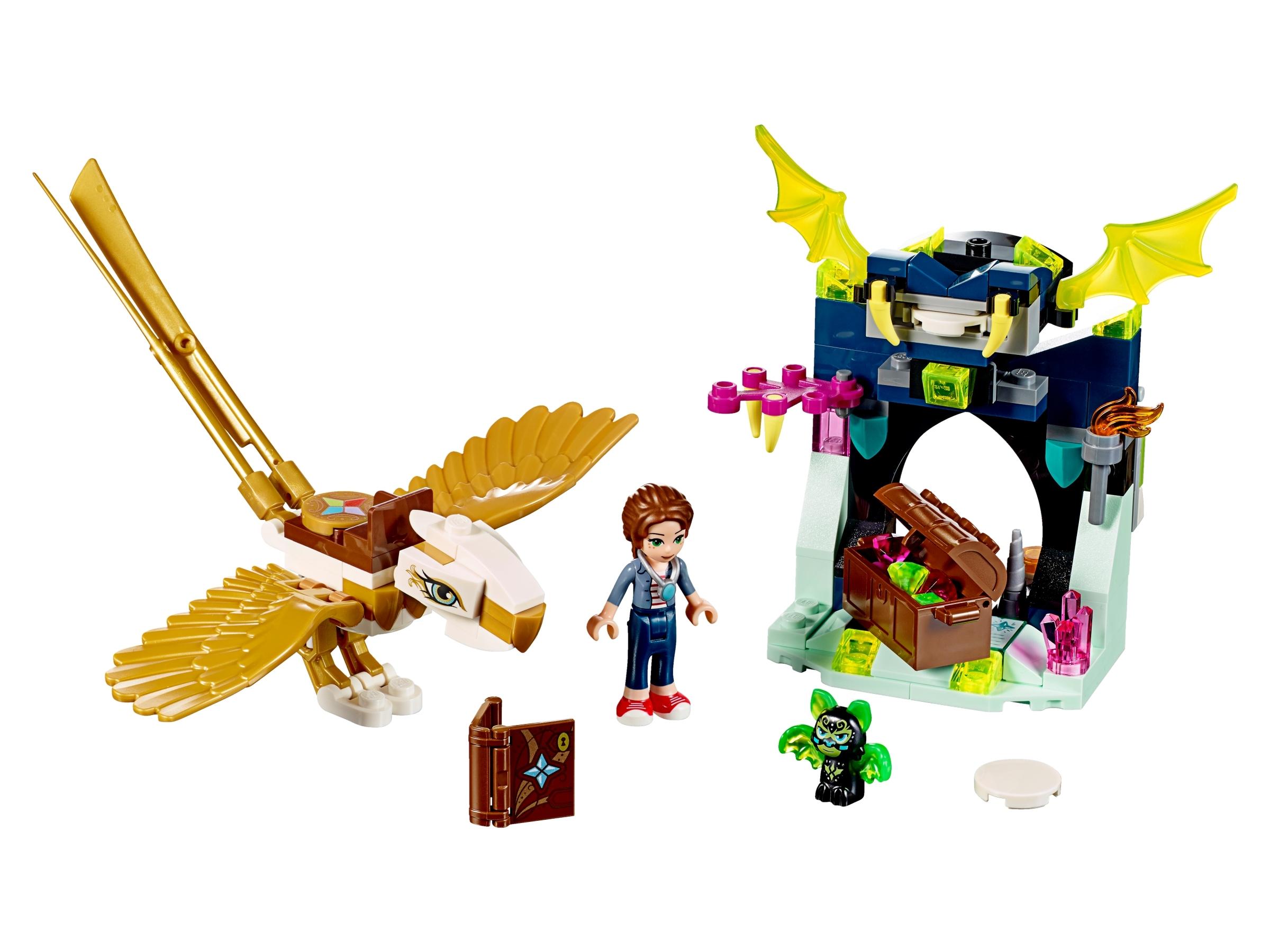 lego emily jones en de adelaarontsnapping 41190