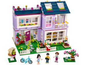 lego emmas huis 41095