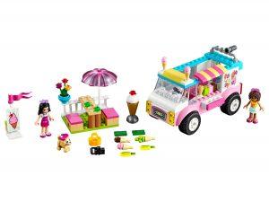 lego emmas ijswagen 10727