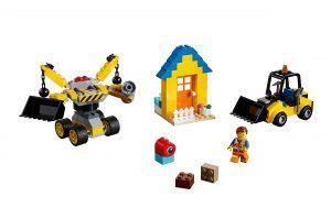 lego emmets bouwdoos 70832