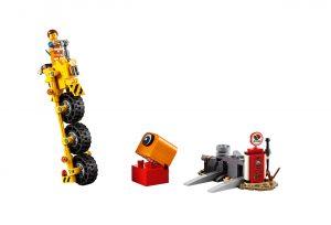 lego emmets driewieler 70823