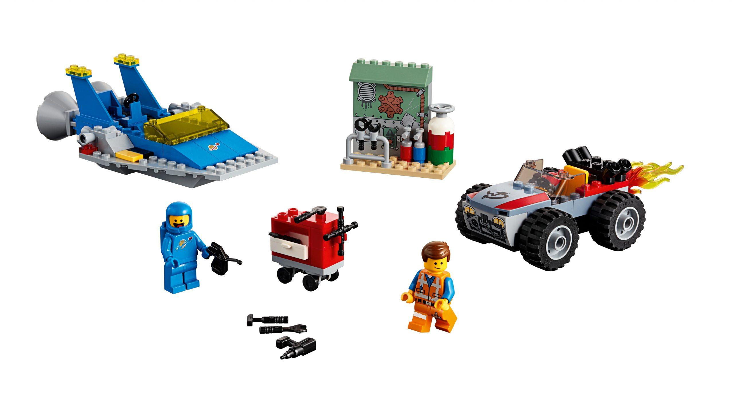 lego emmets en bennys bouw en reparatiewerkplaats 70821 scaled