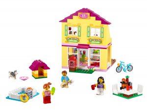 lego familiehuis 10686