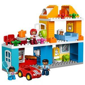 lego familiehuis 10835
