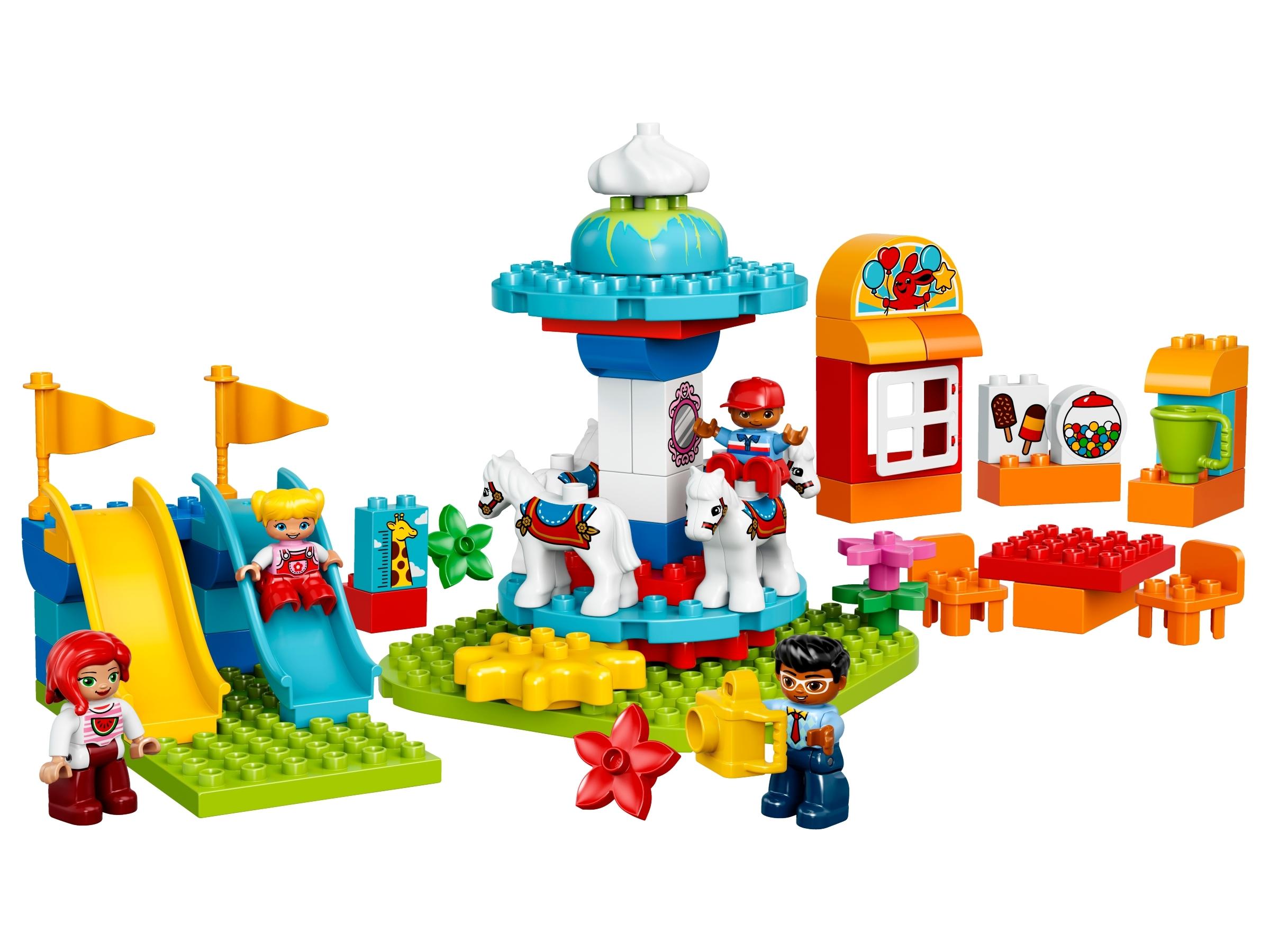 lego familiekermis 10841