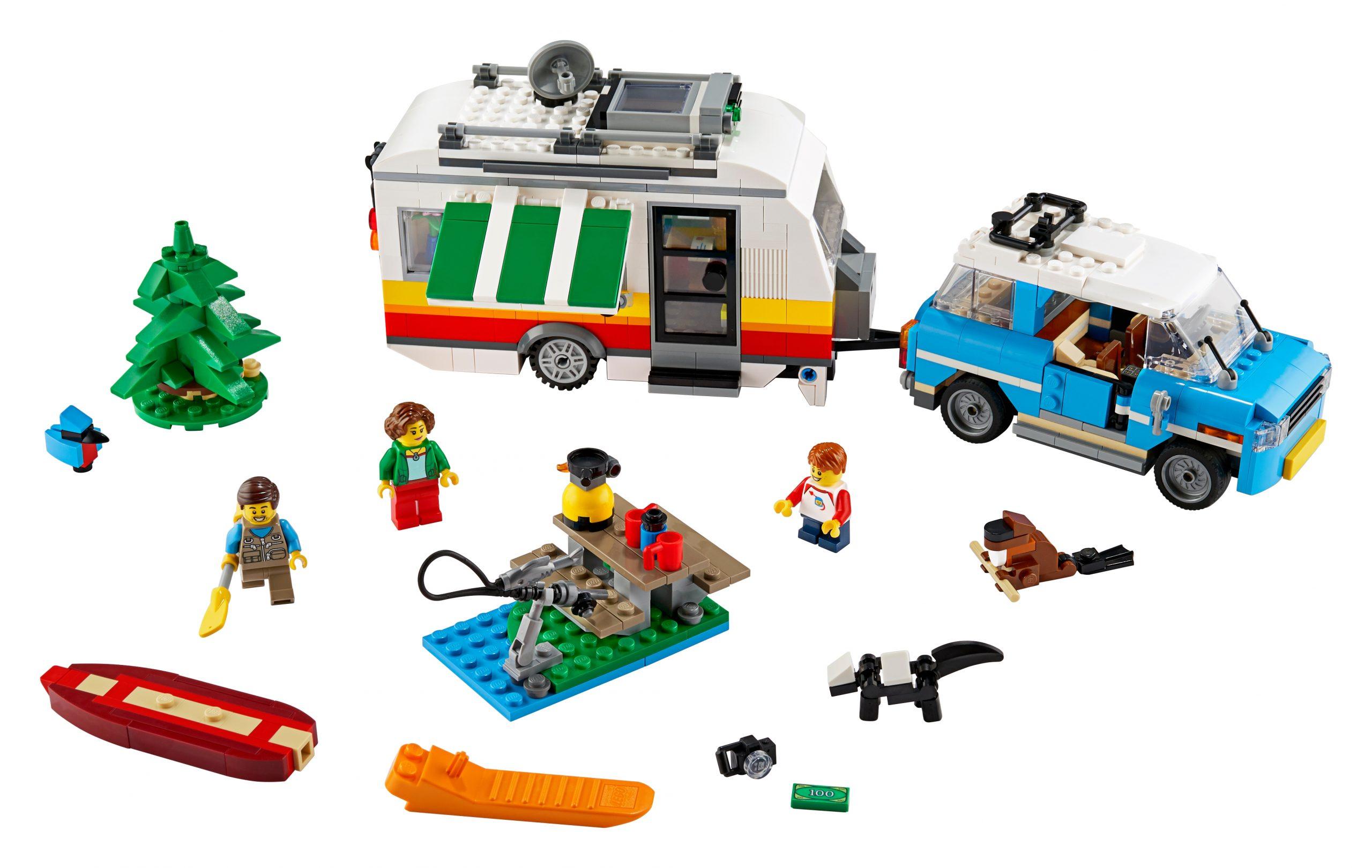 lego familievakantie met caravan 31108 scaled