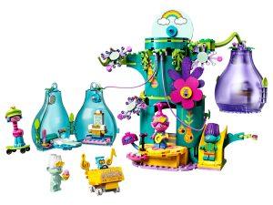 lego feest in trol dorp 41255