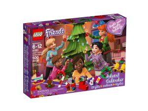 lego friends adventkalender 41353