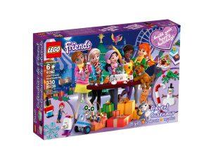 lego friends adventkalender 41382