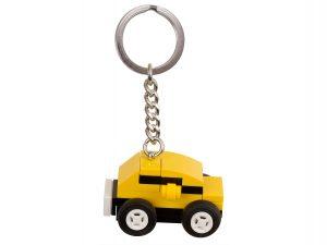 lego gele wagen schooltashanger 853573