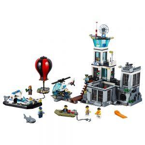 lego gevangeniseiland 60130