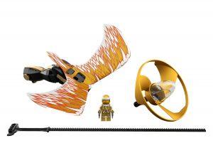 lego gouden drakenmeester 70644