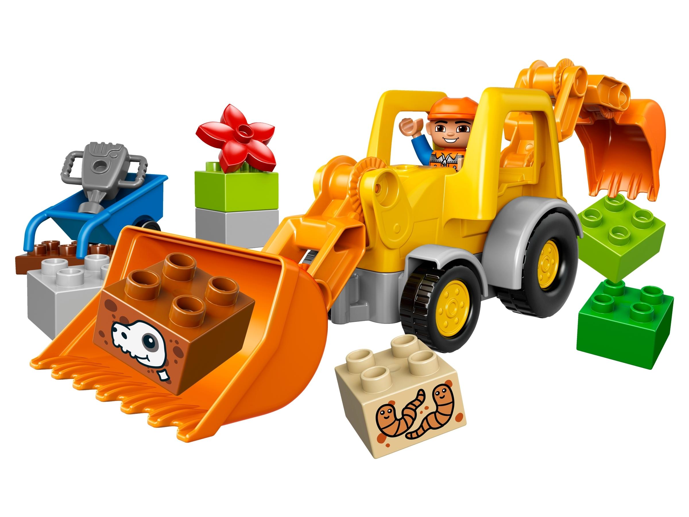 lego graaflaadmachine 10811