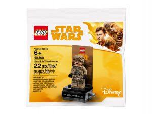 lego han solo mudtrooper display 40300