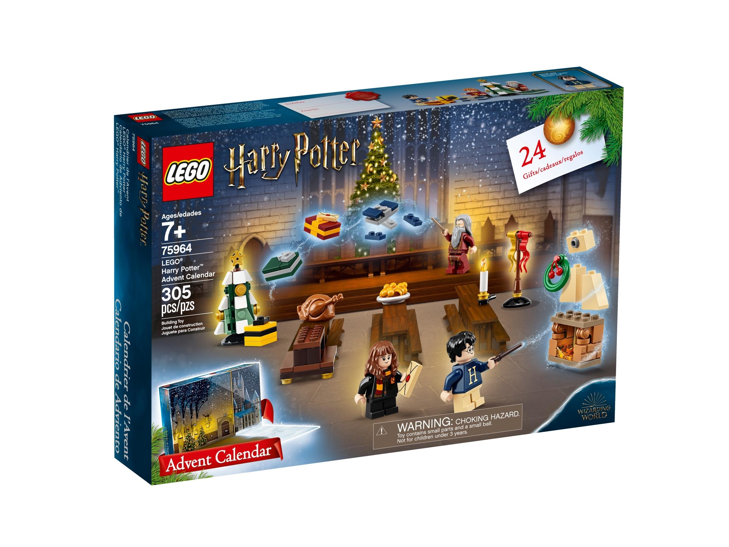 lego harry potter adventkalender 75964