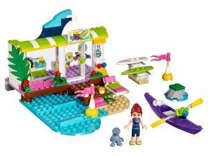 lego heartlake surfshop 41315