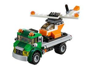 lego helikoptertransport 31043