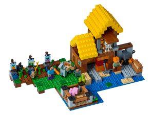 lego het boerderijhuisje 21144