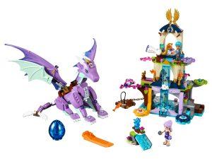 lego het drakenreservaat 41178