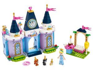 lego het kasteelfeest van assepoester 43178