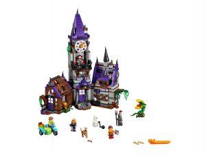 lego het mysterieuze landhuis 75904