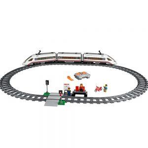 lego hogesnelheidstrein 60051