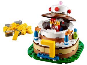lego iconic verjaardagstafel decoratie 40153