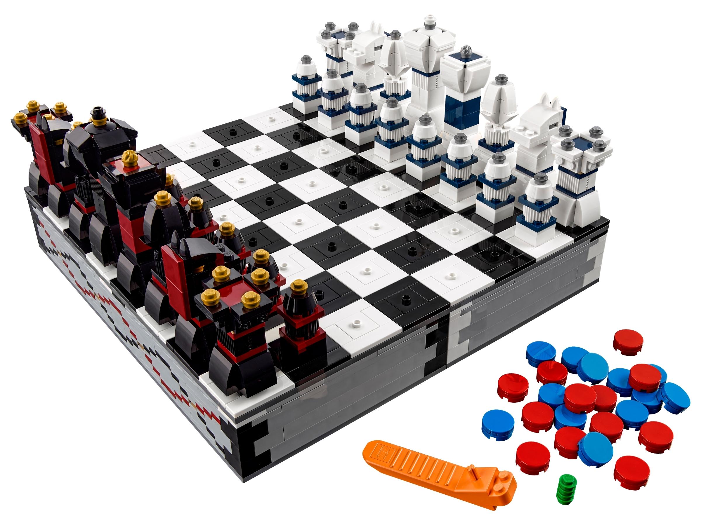 lego iconische schaakset 40174