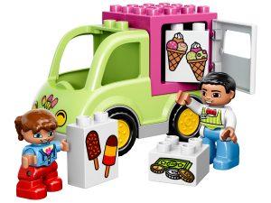 lego ijswagen 10586