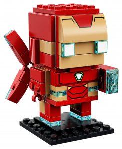lego iron man mk50 41604
