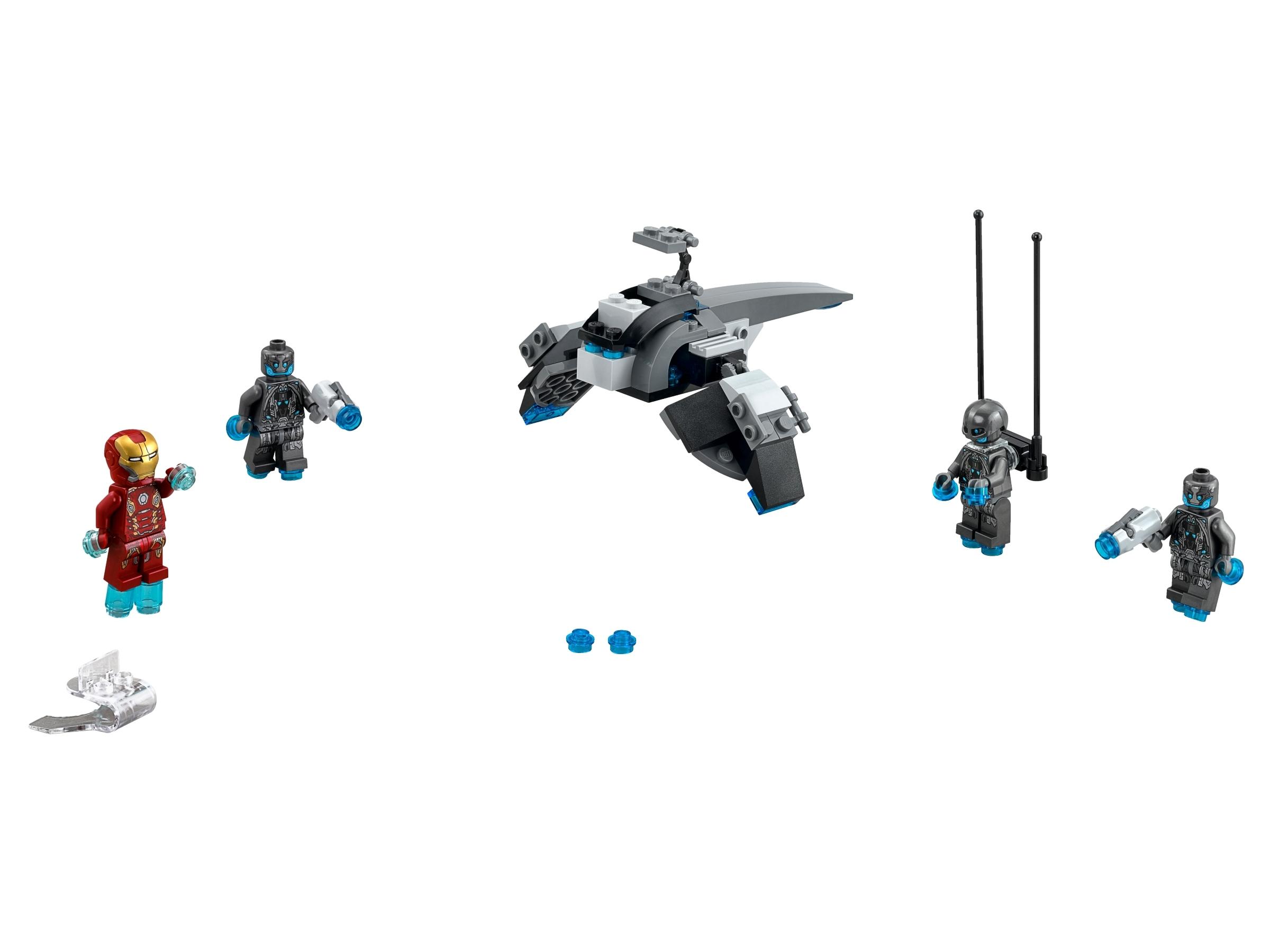 lego iron man vs ultron 76029