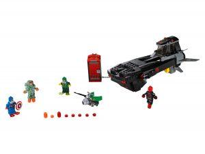 lego iron skull duikbootaanval 76048