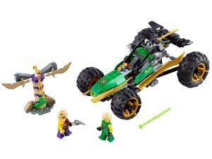 lego jungle aanvalsvoertuig 70755