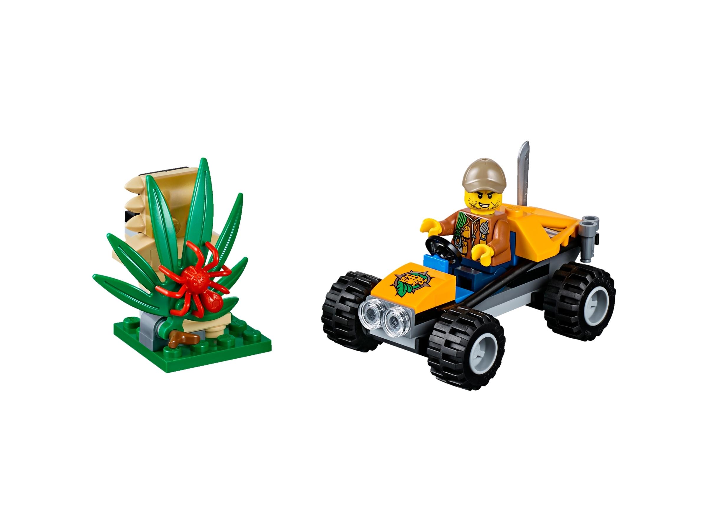 lego jungle buggy 60156