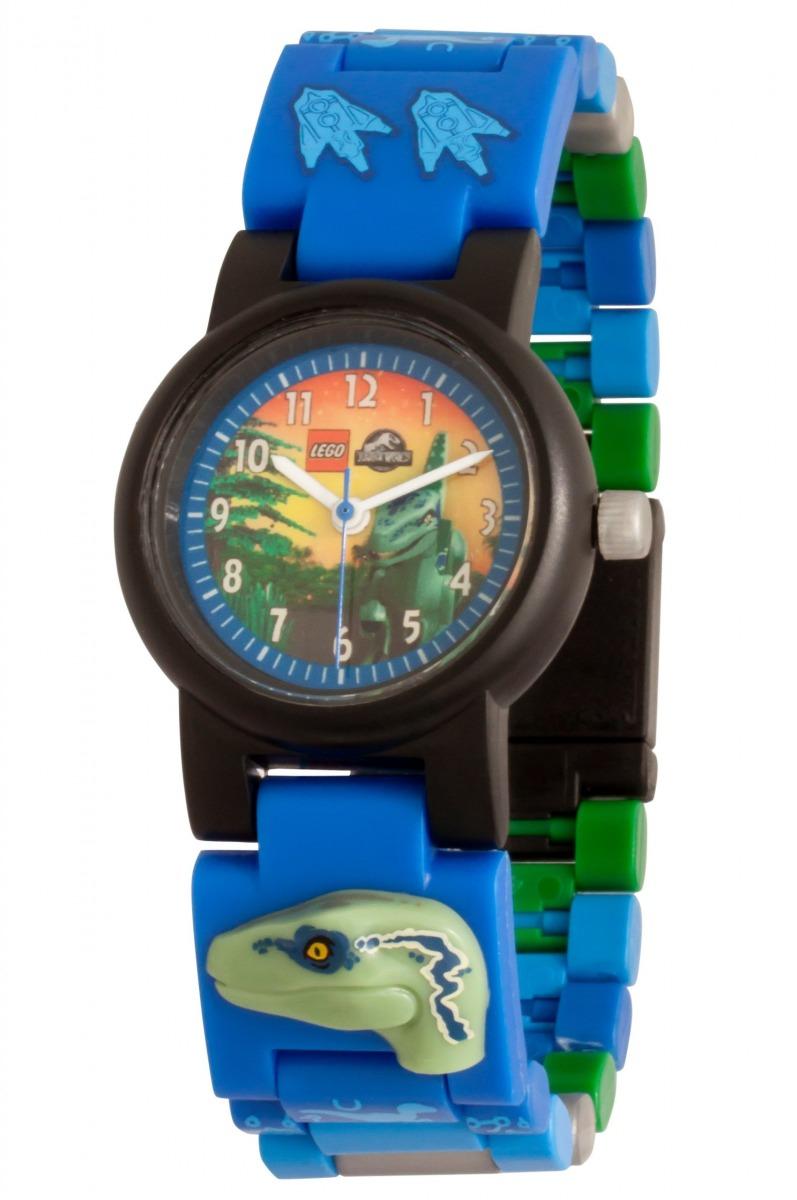 lego jurassic world blue horloge om zelf te bouwen 5005626 scaled