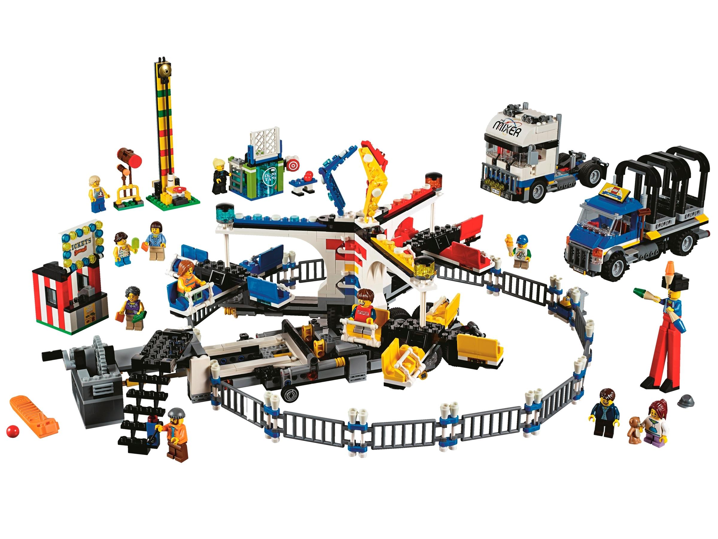 lego kermisattractie 10244
